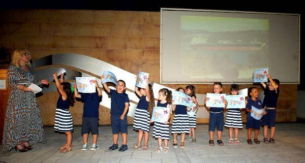 Παρουσίαση Εκπαιδευτικού Προγράμματος «Θαλασσινά ταξίδια, το πλοίο από την αρχαιότητα ως σήμερα», στο Ίδρυμα Τσάκος